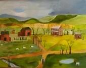 Grandpa's Farm 1814