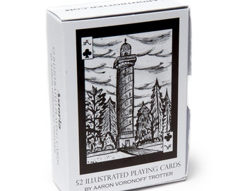 Astoria, Oregon Playing Cards