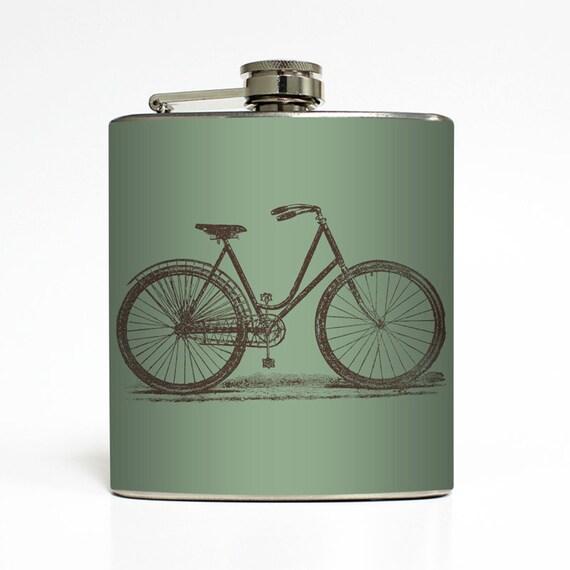 whisky fiole v lo v lo cycliste cycle cruiser par liquidcourage. Black Bedroom Furniture Sets. Home Design Ideas