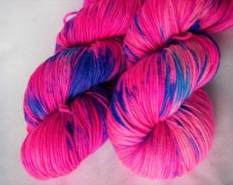 Superwash Merino Nylon Sport - Penelope Sport - That's Really Pink...