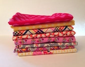 8 Fat Quarters Picadilly RESERVED FOR HEIDI