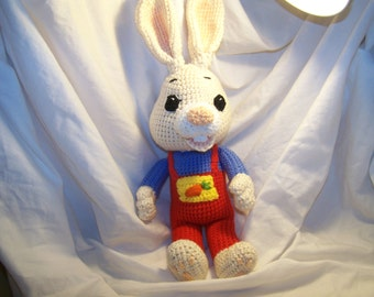 Crochet Harry The Bunny crochet bunny rabbit