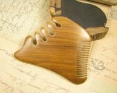 Versatile Verawood Massage Comb