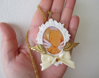 Cardcaptor Sakura Necklace - KERO - Anime Gear