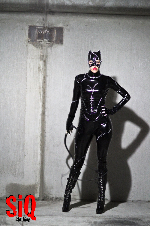 catwoman kostГјm