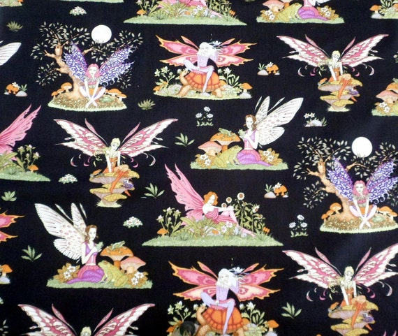 Fairy Fabric Enchanted Kingdom