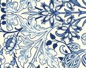 "G623 Rolling Mill (William Morris -  Hyacinth) Rollerprint pattern 4"" x 5"""