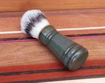 Men's Shaving Brush with Boars Hair Bristles Soft Stripe