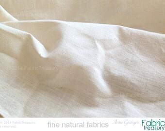 Soft burlap for burlap bags, pillow, table runner. Organic cotton burlap fabric. Slubby Stripe Burlap. 44 inches wide.
