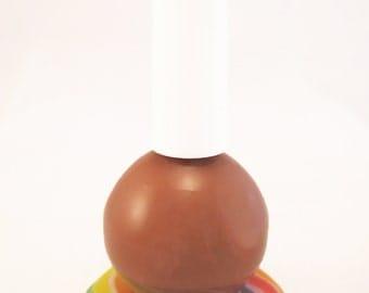 Chocolate Malt - Natural Non-Toxic Nail Polish