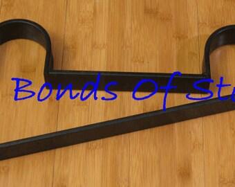Medium Bar Ankle Cuffs Restraint Bonds of Steel BDSM Mature