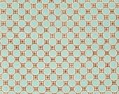 Amy Butler - Gypsy Caravan - Deco Dots in Foam - Cotton Quilting Fabric BTY