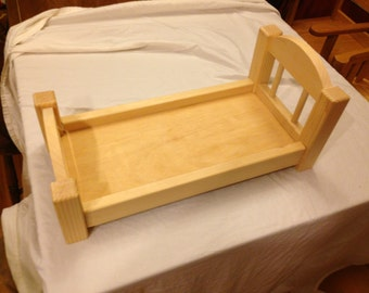 American Girl Doll Bed - My Signiture Design - Makes a Great Gift!