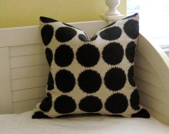 Studio Bon Fuzz  Designer Pillow Cover