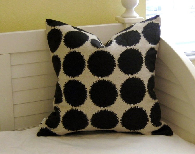 LABOR DAY SALE, Studio Bon Fuzz  Designer Pillow Cover 20x20