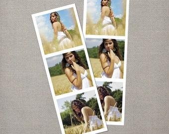 """Graduation Photo Booth Strip - the """"Gabriella"""""""