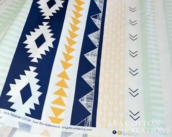 Quilting Weight Cotton Fabric, Arid Horizon Arizona Collection, Art Gallery Fabric Designed Cotton Fabric