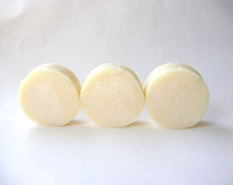 Shaving Soap, Jasmine Handmade Shaving Soap with Tallow and Lanolin for Men and Women