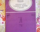 Vintage Dritz Dressmaker's Carbon Paper