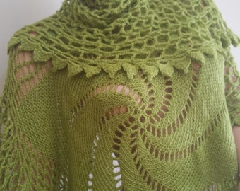 Unique shawl