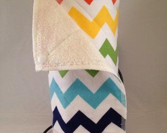 Snapping UnPaper Towels - Multi Chevron
