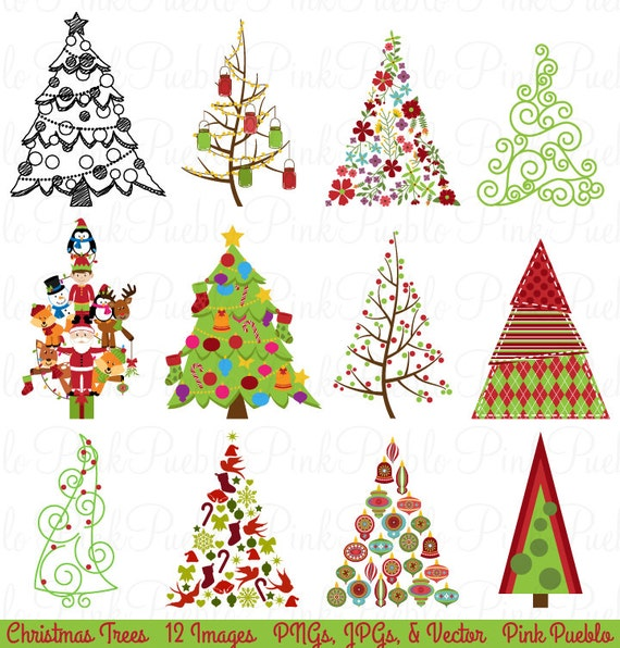 weihnachtsbaum clipart clipart weihnachten urlaub dekor. Black Bedroom Furniture Sets. Home Design Ideas