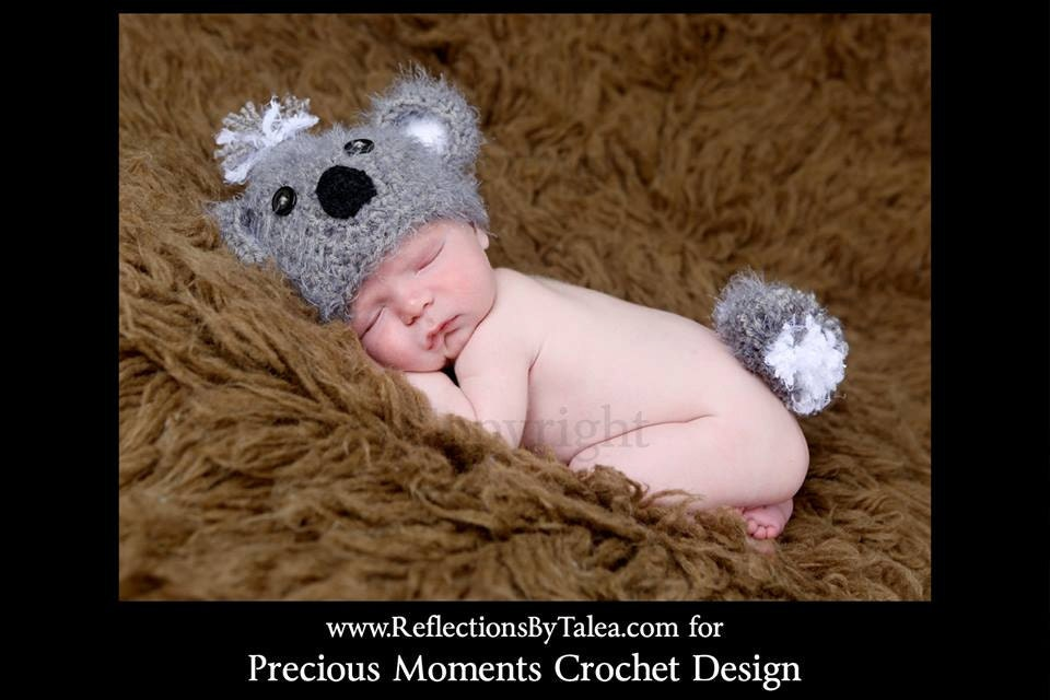 Request a custom order and have something made just for you Newborn Koala