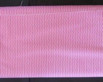 Hipster Hot Pink Crimp Fabric 7.99 A Yard
