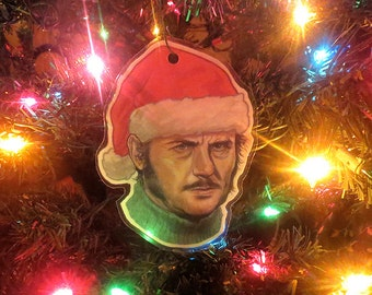 Quint Jaws Ornament Christmas