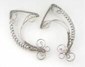Arwen-Elven/Elf Ear Cuffs/Wraps fairy pair