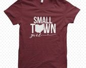 Small Town Girl | Ohio Tshirt (MADE TO ORDER)
