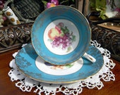 Shelley Teacup Cup and Saucer England 11108