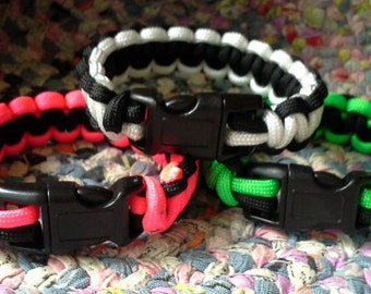550 Paracord Bracelets *Made to Order*