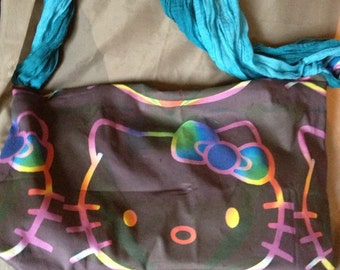 Colorful Hello Kitty Tote bag