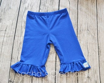 Single Ruffle Shorties (more colors available)