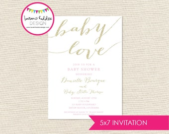 DIY, Baby Love INVITATION ONLY