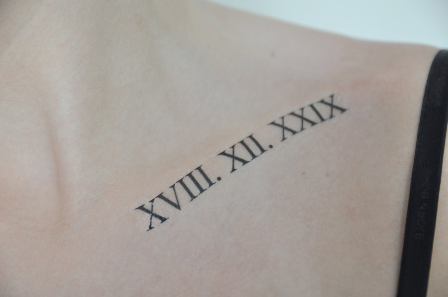"Search Results for ""Roman Numerals Tattoos Fonts Template ... Roman Numeral Script Fonts"