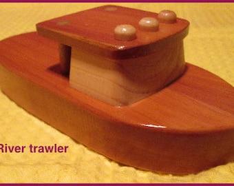 River trawler