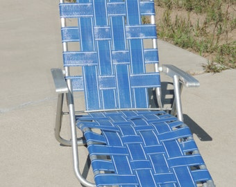 Childs Vintage Lawn Chair Lounge Chair Kids Lawn Lounge