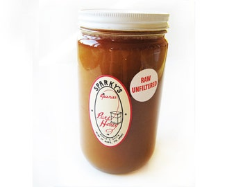3lb. Raw Unfiltered Honey