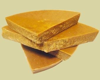 2 Lb  Bee wax 100% Raw Pure Beeswax. net.  wt.  32 oz organic beeswax