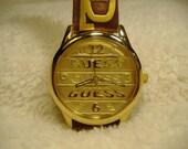 Vintage 1980's Guess Quartz Watch