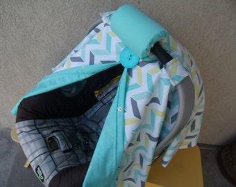 Car seat Arm Pad Cover Padding Handle Pad YOU Choose Colors