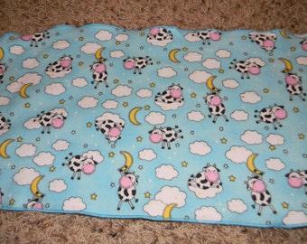 Cow Burp Cloth