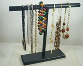 Necklace Hanger, Necklace Stands Craft Show Stand, TBar Necklace Stand, Unique Jewelry Organizer, Necklace Organizer, Craft Show Display