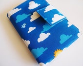 READY to SHIP-OOAK Travel Crayon Wallet for Girls - Sketch pad and Crayons Included - Out and About