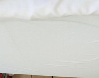 Extra Wide Custom Made Aisle Runner White Gabardine Turquoise Cobalt Satin Ready for immediate shipping  on sale!!!!!