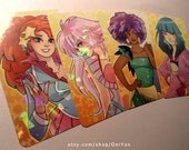 Jem and the Holograms Mini Cards