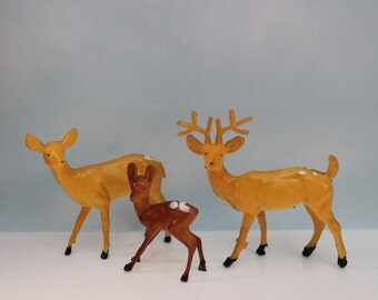 Deer Cake Decoration/ Deer Cake Topper / Supplies / Hunting Cake Decorations
