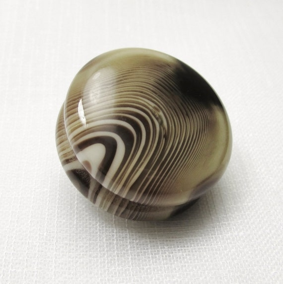 Double Swirled Layers 7 8 Quot 23mm Button Chunky Mod
